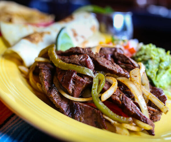 Marinated Beef Fajita